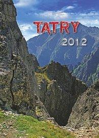 Tatry - nástěnný kalendář 2012
