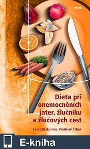 Dieta při onemocněních jater, žlučníku a žlučových cest (E-KNIHA)