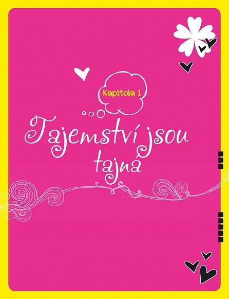 Náhled Violetta - Můj deník - Tři roky spolu