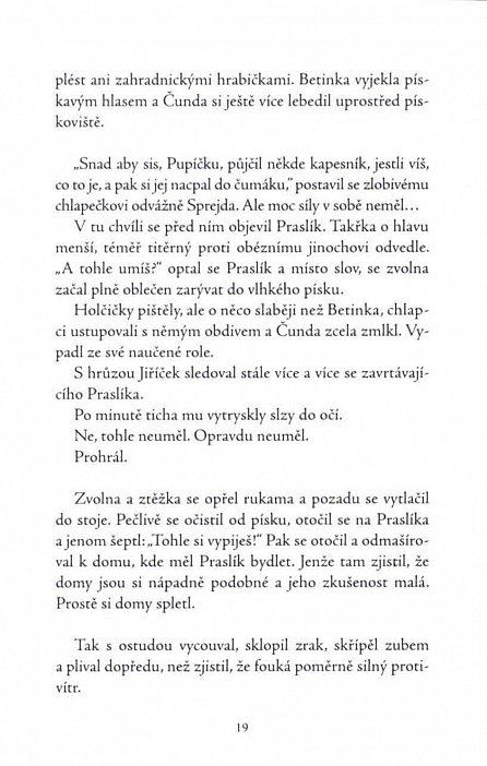 Náhled Praslík a Sprejda - Polodvojčata
