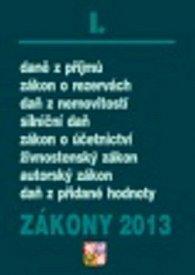 Zákony 2013 I.