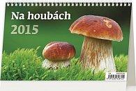 Kalendář stolní 2015 - Na Houbách