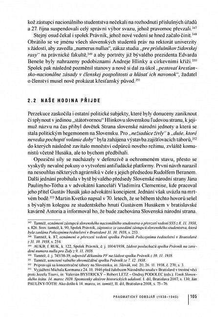 Náhled Gustáv Husák - V zajetí moci