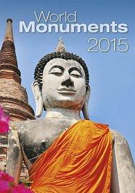 Kalendář nástěnný 2015 - World Monuments