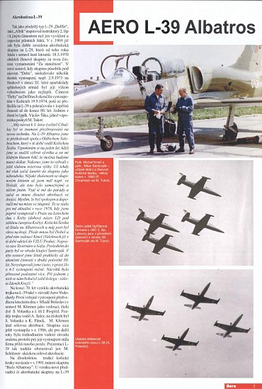 Náhled Albatros L-39 - 3.díl