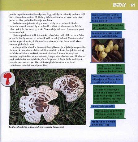 Náhled Na houby s Jardou - Nepostradatelný průvodce houbaře a kulináře