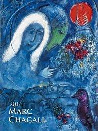 Marc Chagall 2016 - nástěnný kalendář
