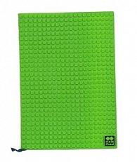Pixie Diář S Obalem PXN-01 zelená