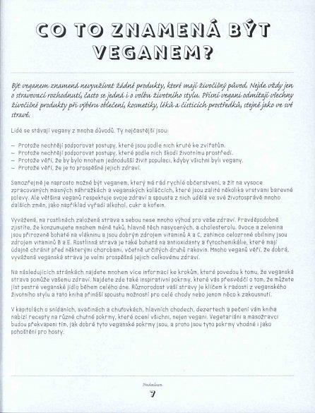 Náhled Veganská kuchyně