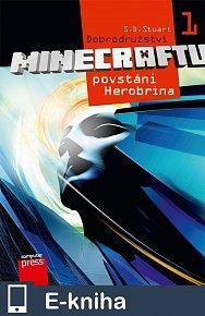 Dobrodružství Minecraftu 1 - Povstání Herobrina (E-KNIHA)