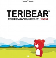 Kalendář 2014 - Teribear rodinný plánovací