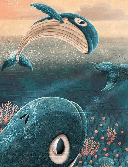 Náhled Gerda, příběh velryby