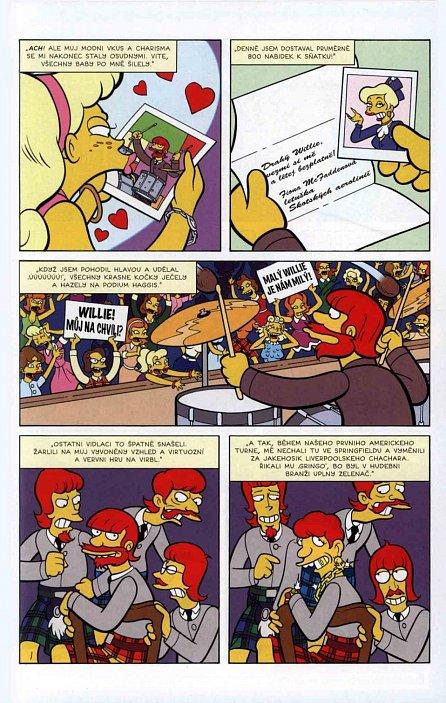 Náhled Simpsonovi - Bart Simpson 6/2016: Chichoterapeut