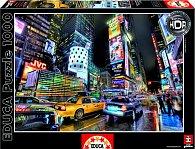 Puzzle Noční Times Square, New York 1000 dílků