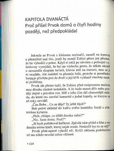 Náhled Prvok, Šampón, Tečka a Karel