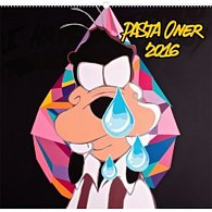 Kalendář nástěnný 2016 - Pasta Oner - Private Collection,  48 x 46 cm