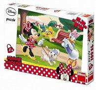 Minnie - puzzle XL 100 dílků