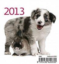 Kalendář stolní 2013 - Mini Pets