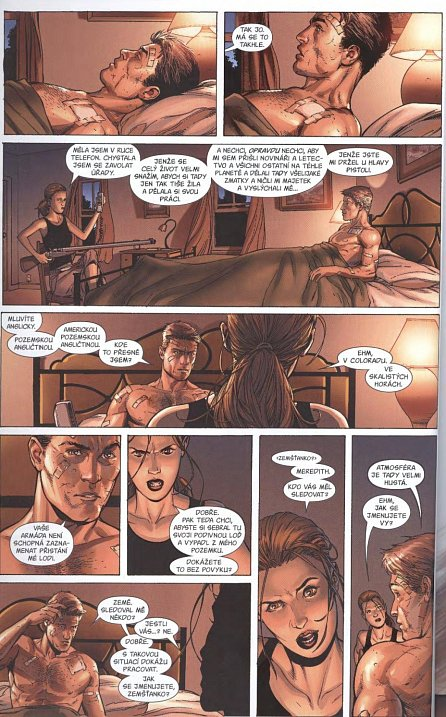 Náhled Strážci galaxie 1 - Kosmičtí Avengers