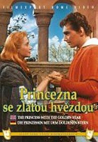Princezna se zlatou hvězdou - DVD box