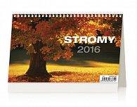 Kalendář stolní 2016 - Stromy