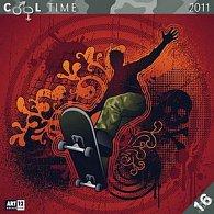 Kalendář 2011 - Cool Time (30x60) nástěnný poznámkový