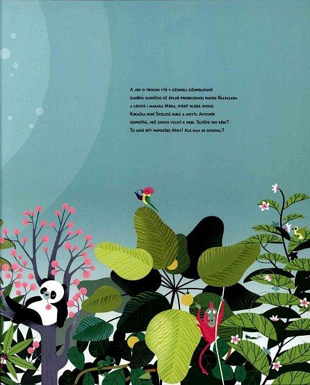 Náhled Kniha džungle džunglovaté - Hledej zvířata