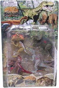 Dinosauři 4ks,