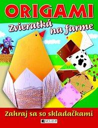 Origami Zvieratká na farme