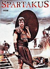 Nesmrtelní válečníci: Spartakus - DVD