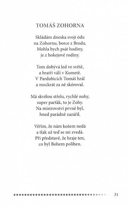 Náhled Hokej jedna báseň