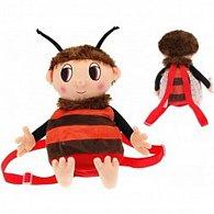 Batoh plyšový 45cm Příběhy včelích medvídků - Brum
