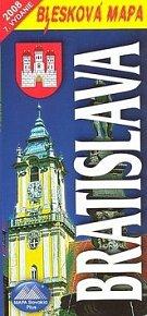 Bratislava – blesková mapa