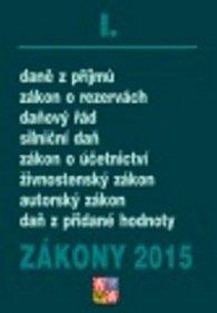Zákony 2015 I.