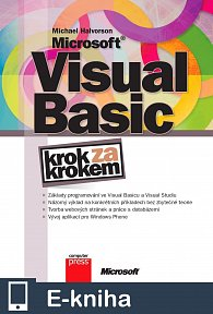 Microsoft Visual Basic 2013 (E-KNIHA)