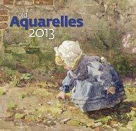 Kalendář nástěnný 2013 - Old Aquarelles