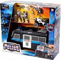 Policejní sada s transportérem