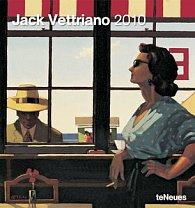 Jack Vettriano 2010 - nástěnný kalendář