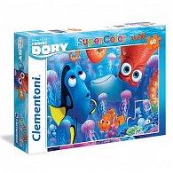 Puzzle Maxi Hledá se Dory 60  dílků