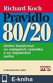 Pravidlo 80/20 (E-KNIHA)