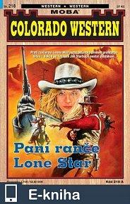 Paní ranče Lone Star (E-KNIHA)