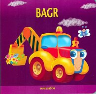Bagr - Veselá autíčka