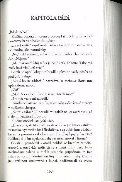 Náhled Zaklínač III. - Krev elfů