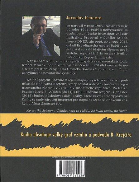 Náhled Padrino Krejčíř - Gangster