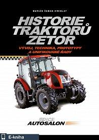 Historie traktorů Zetor (E-KNIHA)