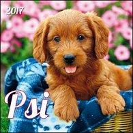 Psi 2017 - nástěnný kalendář