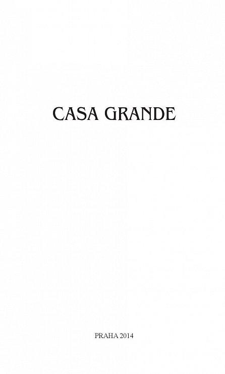 Náhled Casa Grande