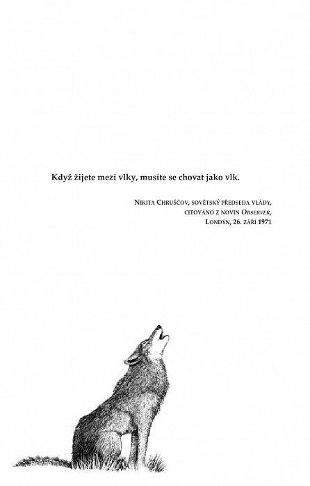 Náhled Vlk samotář