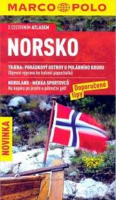 Norsko/cestovní průvodce ČJ MD