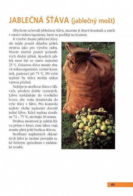 Náhled Jak se dělá cidre, calvados, pommeau